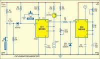 Electrical and Electronics Engineering: Capacitor Evaluator