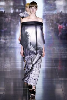 Mary Katrantzou Fall 2013 Ready-to-Wear - Collection - Gallery - Style.com