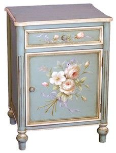 Bedroom Furniture Bedside Table Bedside Cabinet Shabby Chic Furniture French New