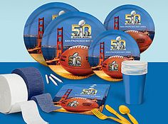 Super Bowl 50 Party Package