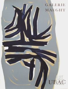 Expo Maeght 61 Collectable Print by Raoul Ubac at Art.com