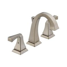 This is the style of the collection for bathroom    Dryden™ Two Handle Widespread Lavatory Faucet