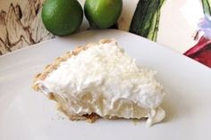 Dairy-Free Coconut Cream Pie - This recipe is literally infused with coconut at every level - coconut oil, coconut milk, toasted coconut, coconut creamer, and more! Dairy Free Cream, Dairy Free Diet, Lactose Free Recipes, Allergy Free Recipes, Dairy Free Coconut Cream Pie Recipe, Gluten Free Desserts, Vegan Desserts, Toasted Coconut, Coconut Oil