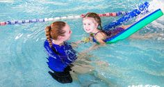 Swimming is more than splashing with your friends on a hot summer day. Children can reap many rewards from Swim Camp, Swimming Benefits, Learn To Swim, Keep Swimming, Swim Lessons, Camps, Life Skills, New Moms, Summer Days
