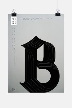 black letter series 11