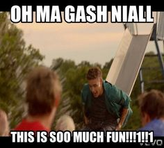 One Direction Meme There are 1's where the exclamation points are supposed to be! HAHA! I love this