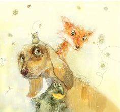 Крейсерова соната - Какие у нас, оказывается, книжные иллюстраторы есть замечательные!