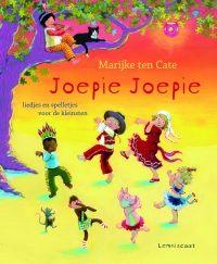 Joepie Joepie liedjesspelletjesboek