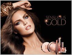 Estee Lauder Sensuous Gold Collection for Fall 2009