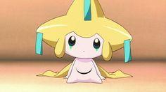 El decimoséptimo candidato a los mejores Pokémones legendarios es #Jirachi #Pokéleyenda #Pokémon