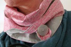 Die kreativen Adern: Hals- und Stirnband Tutorial