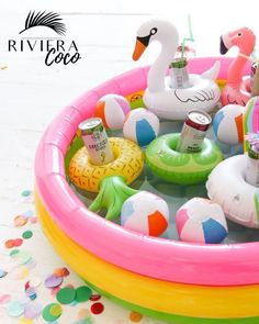 Great News! 📢 😍 #Trendy #PoolParty Drink Floats Arrived At #RivieraCoco 🌴⛱🦄 Have Endless #Fun This #Summer 🐩🍦60% Off Today 🍍#party #bikini #trends #lifestyle #love #pool #cute #wishlist #flamingo #donut #beer #drink #beachparty #pineapple #california #mexico #florida #vacations #havingfun #poolfloats #summertrends #design #awesome