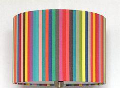 Regenboog Lampenkap kleurrijk kleurig kakelbont door kleurstudio