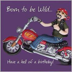 Free harley davidson e cards harley birthday blingee tags mens boys fun birthday card harley davidson style motorbike born to be wild esb bookmarktalkfo Image collections