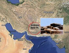Prehistoric Legacy Of The Mysterious Burnt City | Ancient Pages