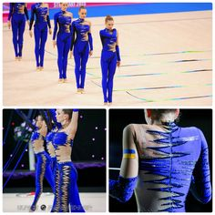 Group Ukraine, 5 ribbons 2015-2016
