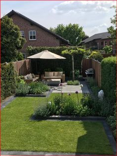 Garden Design Plans, Backyard Garden Design, Small Garden Design, Terrace Garden, Backyard Patio, Backyard Ideas, Small Backyard Landscaping, Garden Beds, Back Gardens