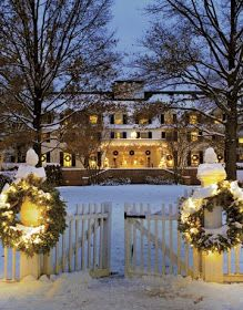 I just want to get cozy and cuddle here at the Favorite Vermont Escape- Woodstock Inn