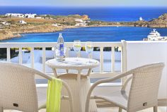 Hotel Palladium - Mykonos, Greece