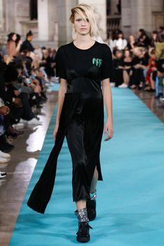 Off-White Spring 2017 Ready-to-Wear Collection Photos - Vogue