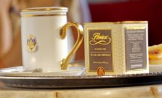 Imperial Earl Grey tea - tin Indian black tea flavored with the natural essential oil of bergamot; its pungent and penetrating aroma comes first from by the natural process of fermentation and then by the rolling of the leaves. #tea #teas