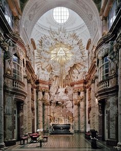 putting the aah into architecture / churches that make you go wow