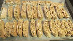 Biscotti de almendra
