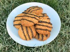 Fika, Lchf, Fodmap, Chocolate Chips, Dog Food Recipes, Healthy Snacks, Gluten Free, Bread, Vegan