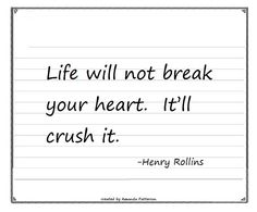 Quotable - Henry Rollins