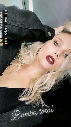 bomba total Ambre Soy Luna, Queen, Pista, Actors, Celebrities, Victorious, Hair, Beauty, Templates
