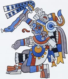 Aztec God: Tlaloc was the god of rain but he was also associated with…
