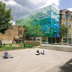 Clapham Manor Primary School, London, drmm