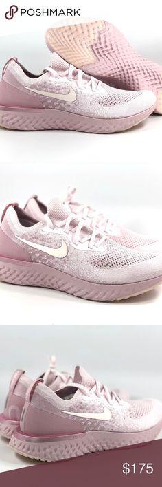 95882bdcfac Nike Epic React Flyknit Pearl Pink Barely Rose Nike Epic React Flyknit  Pearl Pink Barely Rose