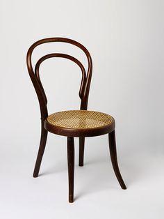 Chair, Michael Thonet, 1859
