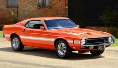 1969 Ford Mustang Shelby GT500 - specifications, photo, price, information, rating