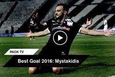Αφού παρέλαβε το βραβείο του για το Regency Casino Best Goal 2016, μίλησε στην κάμερα του PAOK TV για τον ατομικό τίτλο που κατέκτησε, την σημασία του και φυσικά την φετινή σεζόν, το πως αυτή εξελίσσεται και τους δικούς του προσωπικούς στόχους.