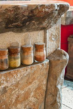 Soluzioni :: Cucine in muratura, il fascino della pietra