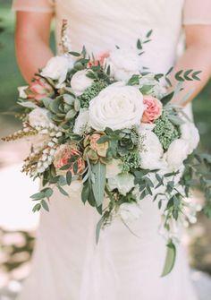 bridal bouquet; photo: Sargeant Creative