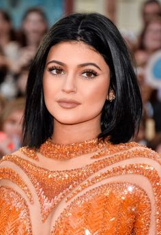 Kylie Jenner arrive at the 2014 MuchMusic Video Awards at MuchMusic... News Photo 450681628