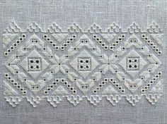 Embroidery Designs, Types Of Embroidery, Learn Embroidery, Hardanger Embroidery, Embroidery Stitches, Hand Embroidery, Bookmark Craft, Crochet Hook Set, Bargello