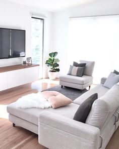 Beste und Amazing Kleine Wohnzimmer Design Ideen Best and Amazing Small Living Room Design Ideas # Small Living Rooms, Living Room Inspiration, Small Living Room Design, Living Room Decor Apartment, Living Room Diy, Apartment Living Room, Living Decor, Small Room Design, Apartment Decor