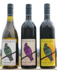 antsmarching.org: Dave Matthews Band - Blenheim Vineyards Painted Wine Series Now Available!    Love the Virginia Red Wine!