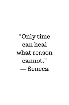 Stoic Wisdom Quotes - Seneca - Only time can heal what reason cannot iPhone Skin by InpireMe - iPhone 8 Wise Quotes, Quotable Quotes, Words Quotes, Wise Words, Quotes To Live By, Inspirational Quotes, Reason Quotes, Socrates Quotes, Sayings