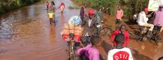 Heavy rain, deadly floods affecting Kenya