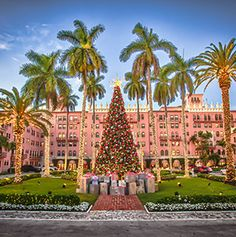 America's Best Hotels for Christmas - Articles | Travel + Leisure
