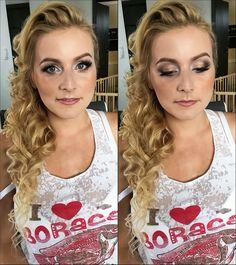 Bridal makeup Bridal Makeup, Hairstyle, Tank Tops, Fashion, Hair Job, Moda, Hair Style, Halter Tops, Fashion Styles