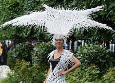 It is Mardi Gras hats