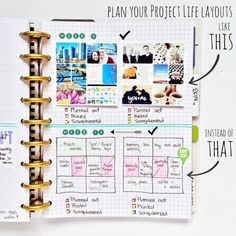 How to Catch Up on 36 weeks of Project Life in 21 days and why Project Life app is even more useful than you think