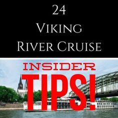 24 Exclusive Viking River cruise insider tips on planning, booking, packing, daily activities, dining, and tipping to help make your European journey the cruise of a lifetime!  http://backroadplanet.com/24-viking-river-cruise-insider-tips/