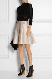 Acne StudiosSatin-twill skirt
